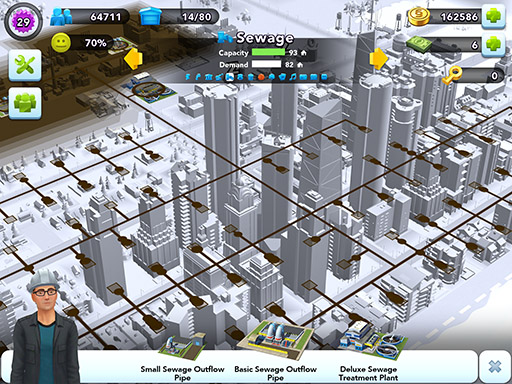 how to build bigger skyscrapers in simcity buildit